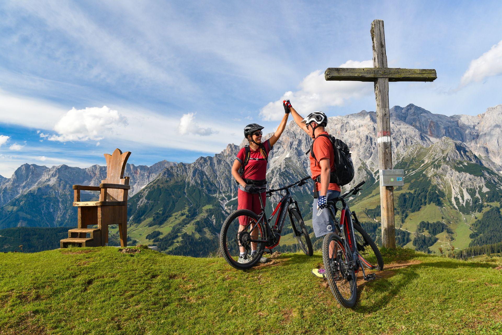 Informationen Zur Wartzmann Hochkönig Runde Rad Mountainbike